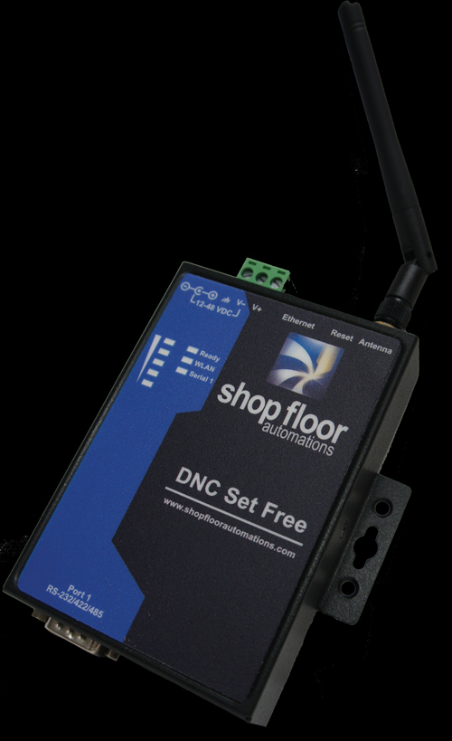 Shop Floor Automations wireless device