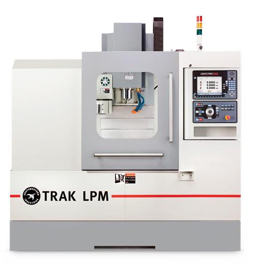 Southwestern Industries Trak LPM machining center