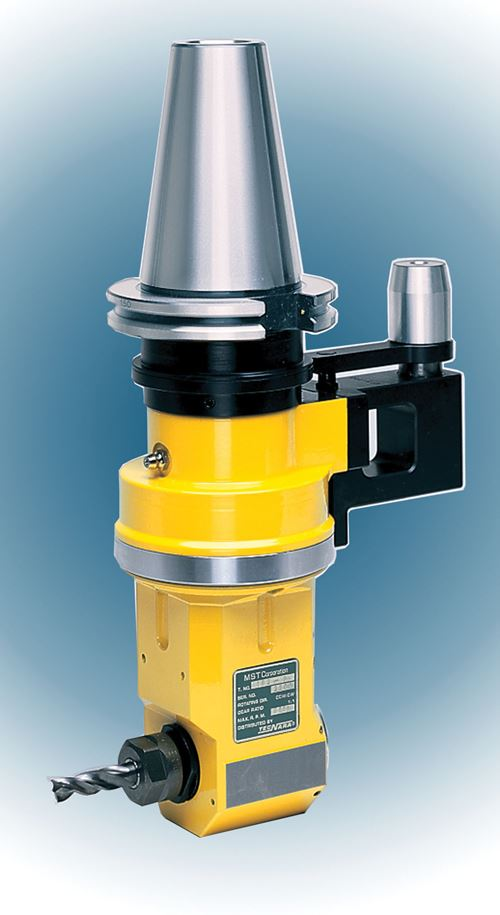 Tecnara Tooling Systems MST angle head
