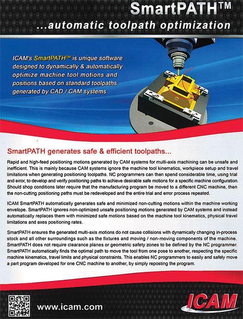 ICAM SmartPath software