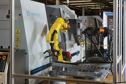 gosiger automation turning cell
