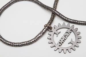 titanium necklace