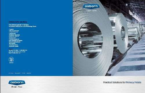 Osborn surface treatment catalog