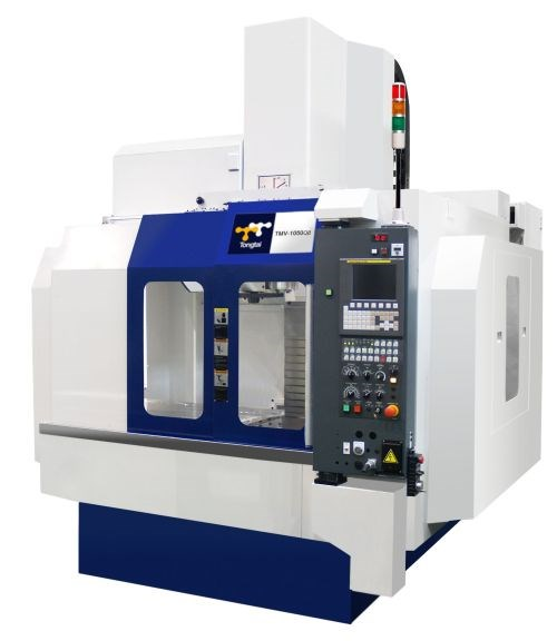 Tongtai TMV-1050Q-II vertical machining center available from Absolute Machine Tools