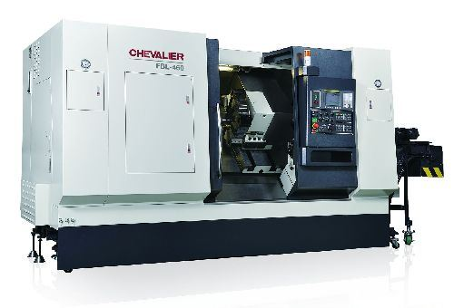 Chevalier FBL-460 vertical turning center