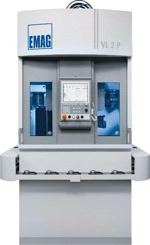 Emag USC turning machine