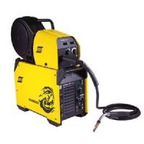 Esab Warrior multi-process power source and feeder