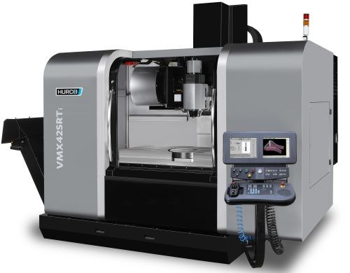 Hurco's VMX24HSi and VMX42HSi machining centers