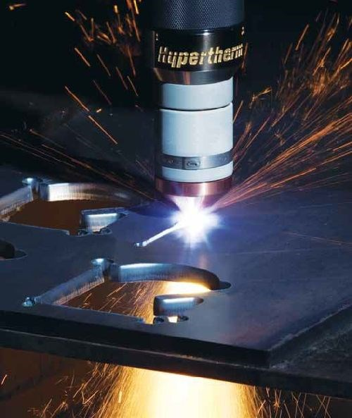 Maxpro200 plasma cutting system from Hypertherm