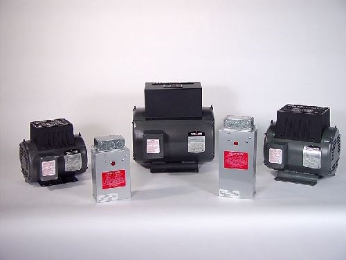 Phase-A-Matic static and rotary phase converters