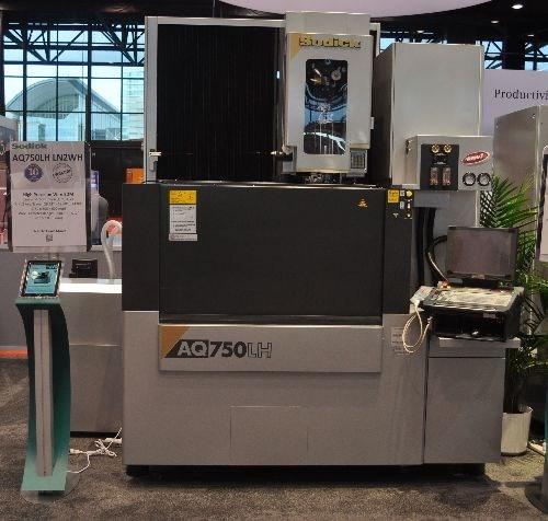 Sodick AQ750LH wire EDM machine