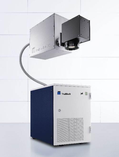 Trumpf 6350 laser
