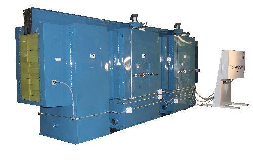 Viking MRW 4830 washing and phosphatizing system