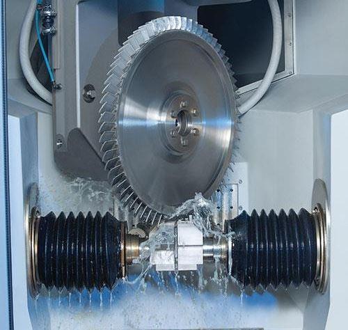 PO 900 BF machining platform from Emag