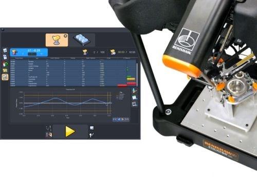 Renishaw Equator comparative gaging system Organizer process monitoring software