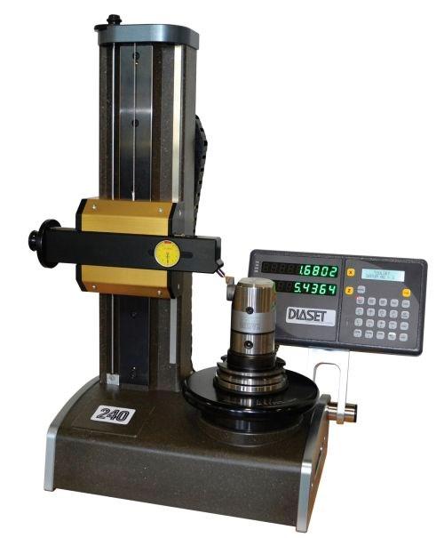 Big Kaiser Precision Tooling Diaset 240 contact presetter