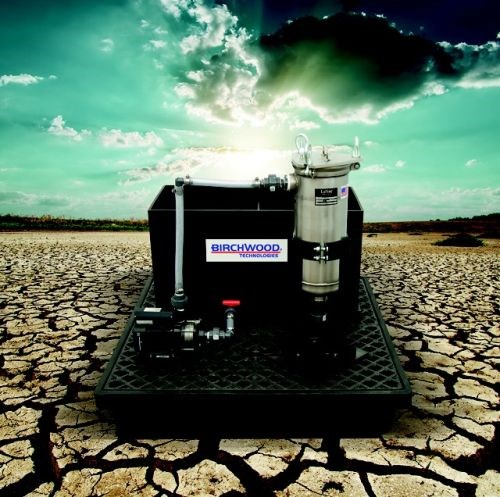 Birchwood Technologies Near-Zero water recycler