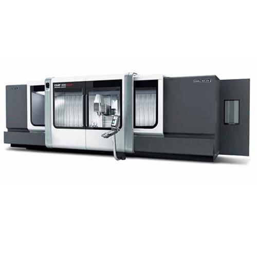 DMG Mori Seiki DMF 600 linear travelling-column machining center