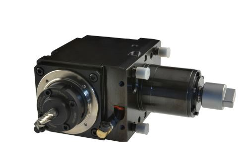 Exsys Preci-Flex compensating clutch system for turning centers