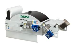 Losma Master Series gravity bed filter