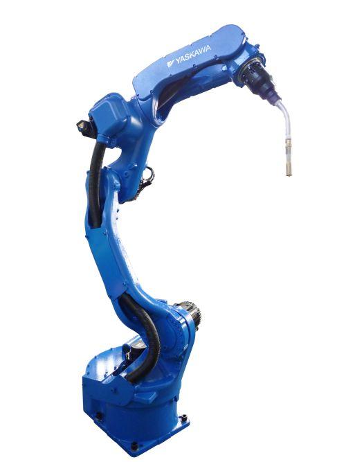 Yaskawa Motoman MA1440 six-axis welding robot