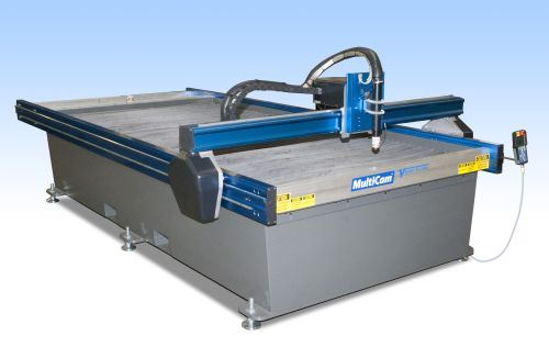 MultiCAM V-Pro CNC plasma system