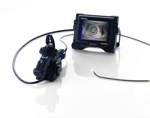 Olympus Iplex industrial videoscope