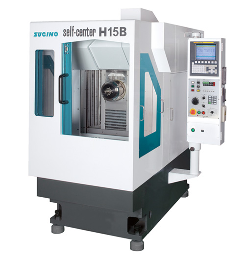 Sugino Self-Center H15B HMC