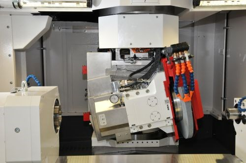 Studer S41 and S22 cylindrical grinding machines