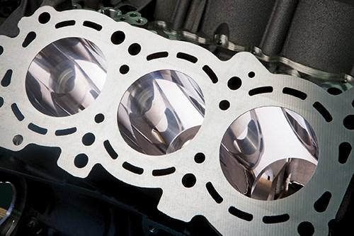 aluminum engine cylinders