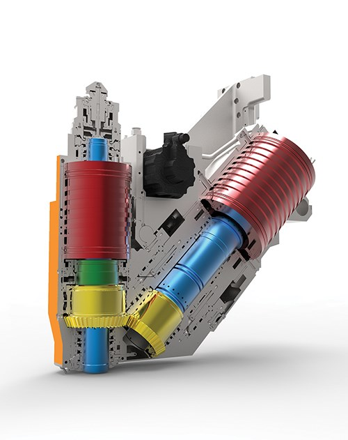 Reiden Technik's Double-Drive Technology (DDT)