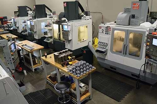 Haas equipment