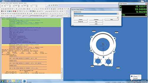 Statistical process control software