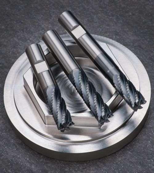 IMCO Carbide Tool Inconex M8 end mill