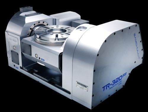 Samchully Workholding TR-320FF rotary table