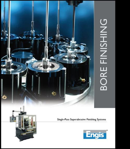 Engis super-abrasive finishing systems brochure