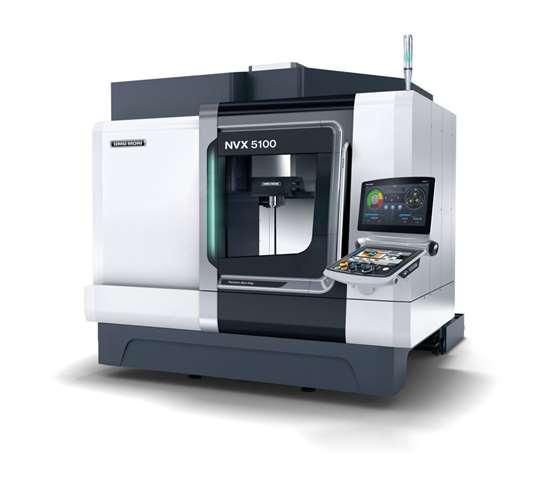DMG MORI NVX 5100 VMC