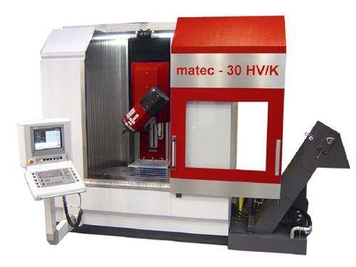 GBI Cincinnati Matec 30-HVK universal multitasking center
