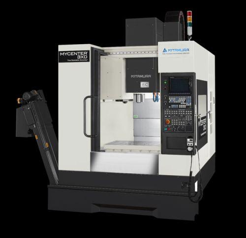 Kitamura Machinery Mycenter-3XD VMC