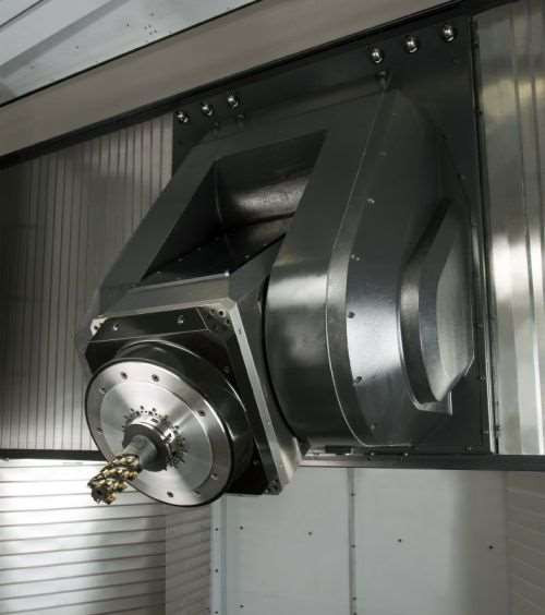 Makino T1 five-axis HMC