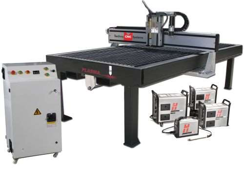 Techno CNC Systems HPLC plasma cutter