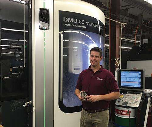 Peter Paluch of Phoenix Manufacturing