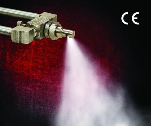 Exair spray nozzle