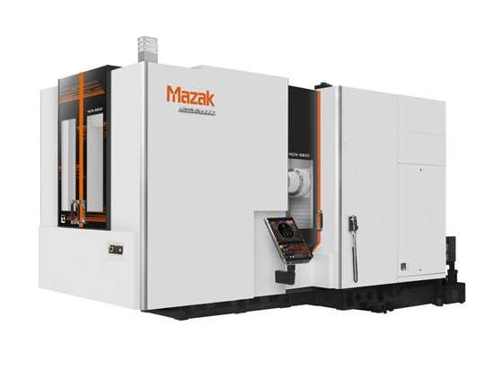 Mazak's HCN-6800