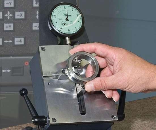 Diameter variation measurement