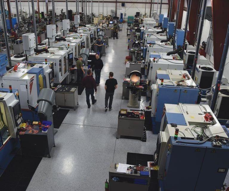 Taurus Tool and Engineering facility