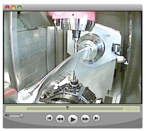 pinch milling on a Mori Seiki NT4300