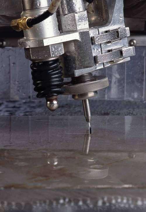 waterjet taper offset