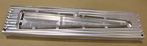 workpiece for low speed machining