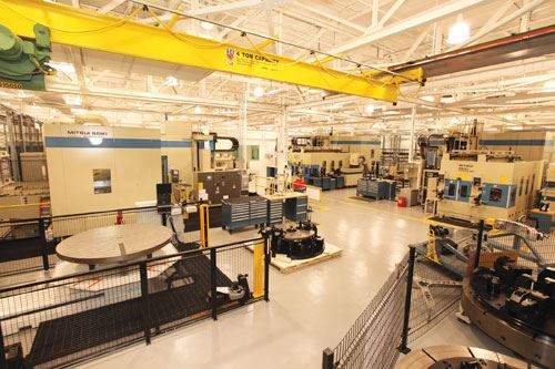 Sikorsky's Precision Components Technology Center